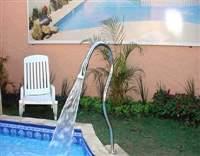 Cascata splash inox Sodramar