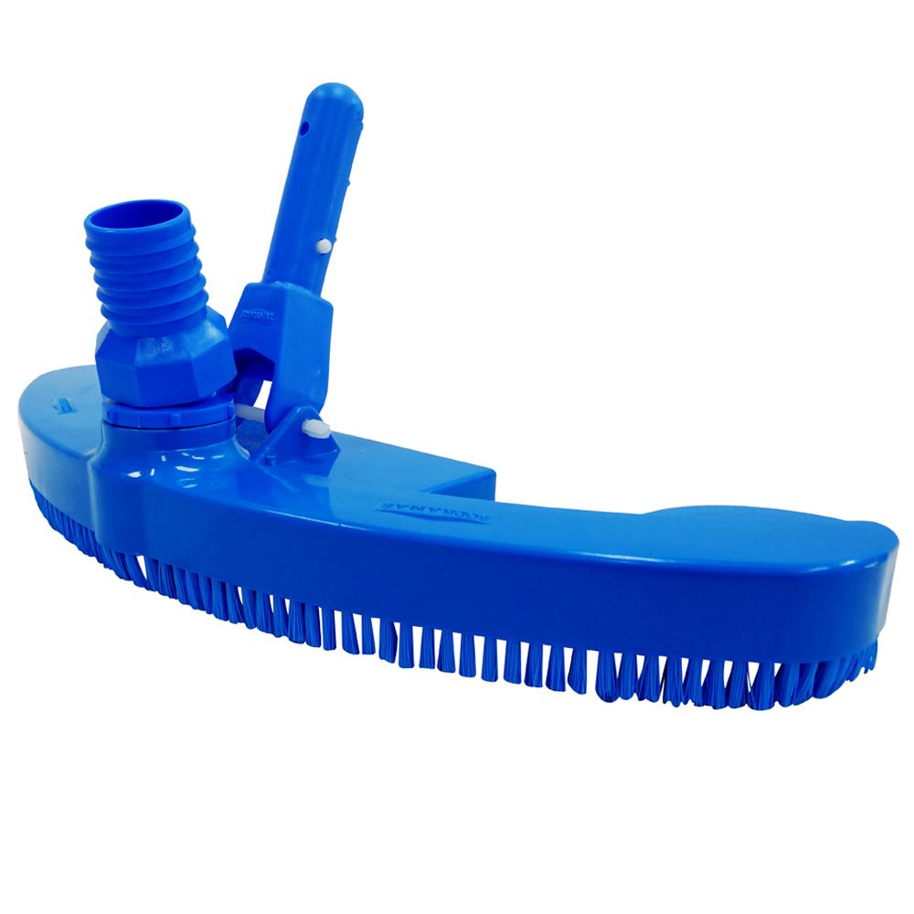 aspirador de piscina jumbo limp escova sodramar por apenas