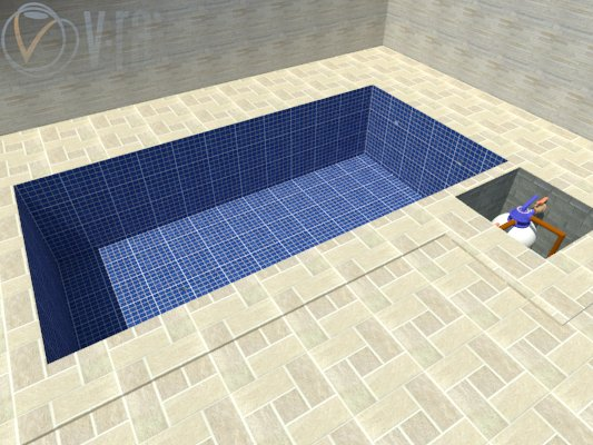 Kit b sico projeto hidr ulico para piscina de alvenaria for Esquema hidraulico piscina
