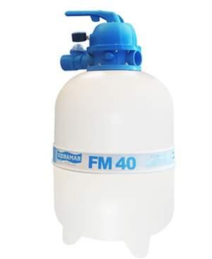 Filtro Sodramar FM- 40 Para Piscina