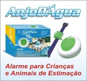 Alarme de Segurança - Anjo D Agua