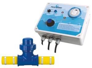 Ionizador Pure Water para volume de 35 M³